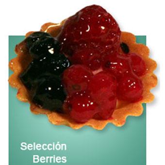 pasteles de frutas